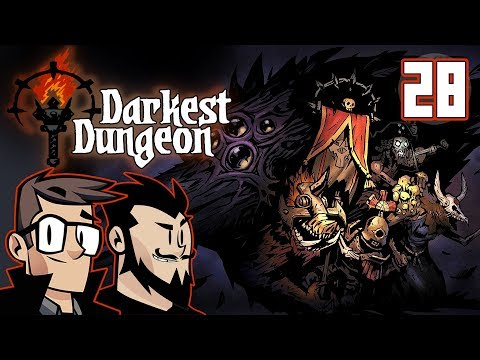 Darkest Dungeon Lets Play: That's Good Soup - PART 28 - TenMoreMinutes