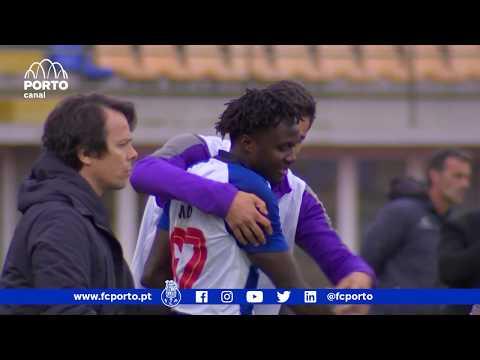 Futebol: FC Porto B-Oliveirense, 1-1 (Ledman LigaPro, 22.ª jornada, 17/02/19)