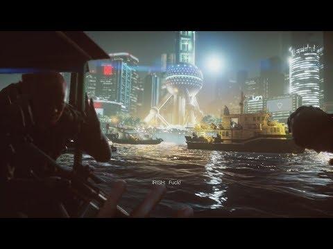 EMP Attack on Shanghai - Battlefield 4