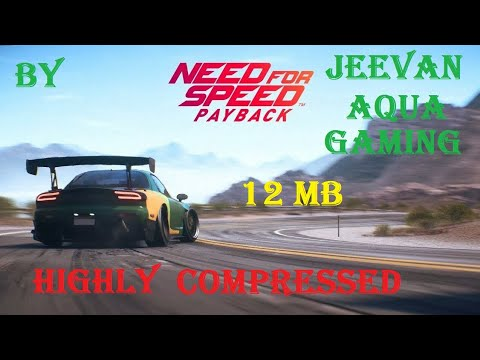 NFS payback highly compressed download