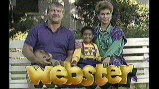 Webster Intro, Feb 24 1988