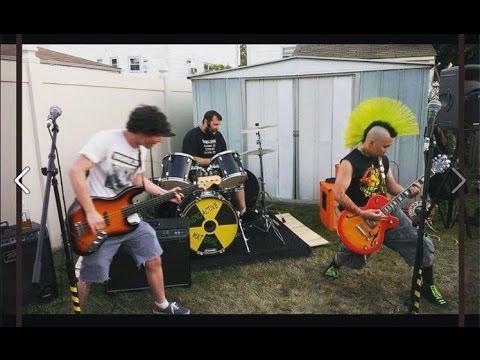 Radioactive Material's Secret Backyard BBQ Show