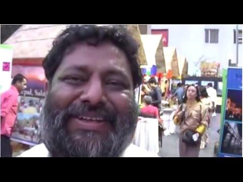 Himalayan Orange Tourism Festival, 2016 At Kolkata, West Bengal, India & Convener Mr. Raj Basu (1/5)