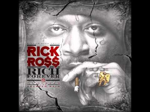 Rick Ross - Triple Beam Dreams ft. Nas (RICH FOREVER MIXTAPE) 1/6/12