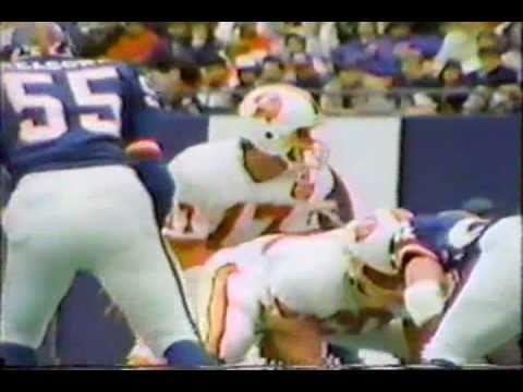 1985 Monday Night Football halftime highlights