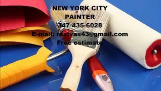 Painter - New York City
