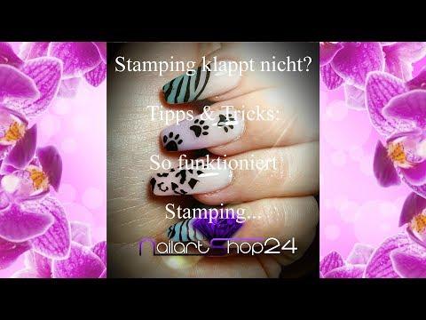 Stamping klappt nicht? Tipps & Tricks: so funktioniert Stamping