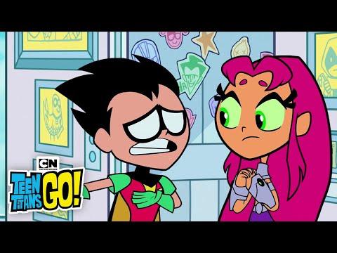 Teen Titans GO! | Starfire the Business Alien Princess | Cartoon Network