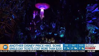 Walt Disney World increases ticket prices again, and other top  business news