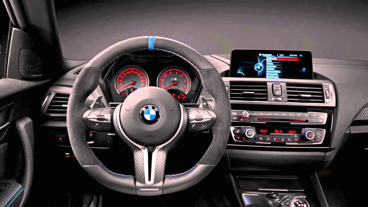 2016 Bmw M2 M Performance Parts Youtube