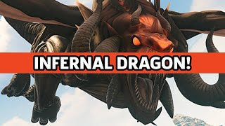 Tiny Castle Versus Big Dragon - Citadel: Forged With Fire Gameplay