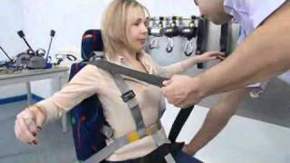 Repeat youtube video Fitting Home & Away Harness from Unwin Safety Systems