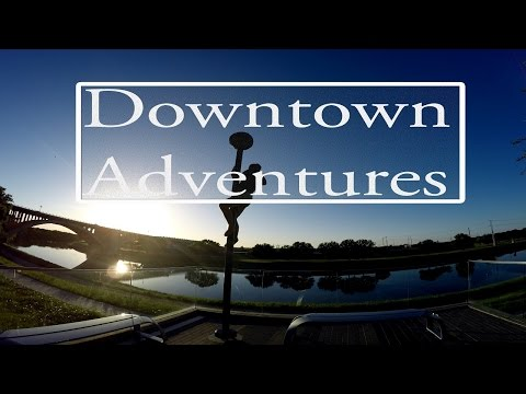 Downtown Exploration Adventure Part 1 | Fort Worth | Gopro |