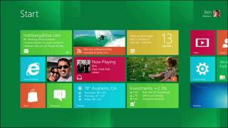 Windows 8 New Features