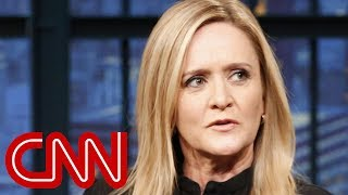 Samantha Bee apologizes for vulgar remark about Ivanka Trump