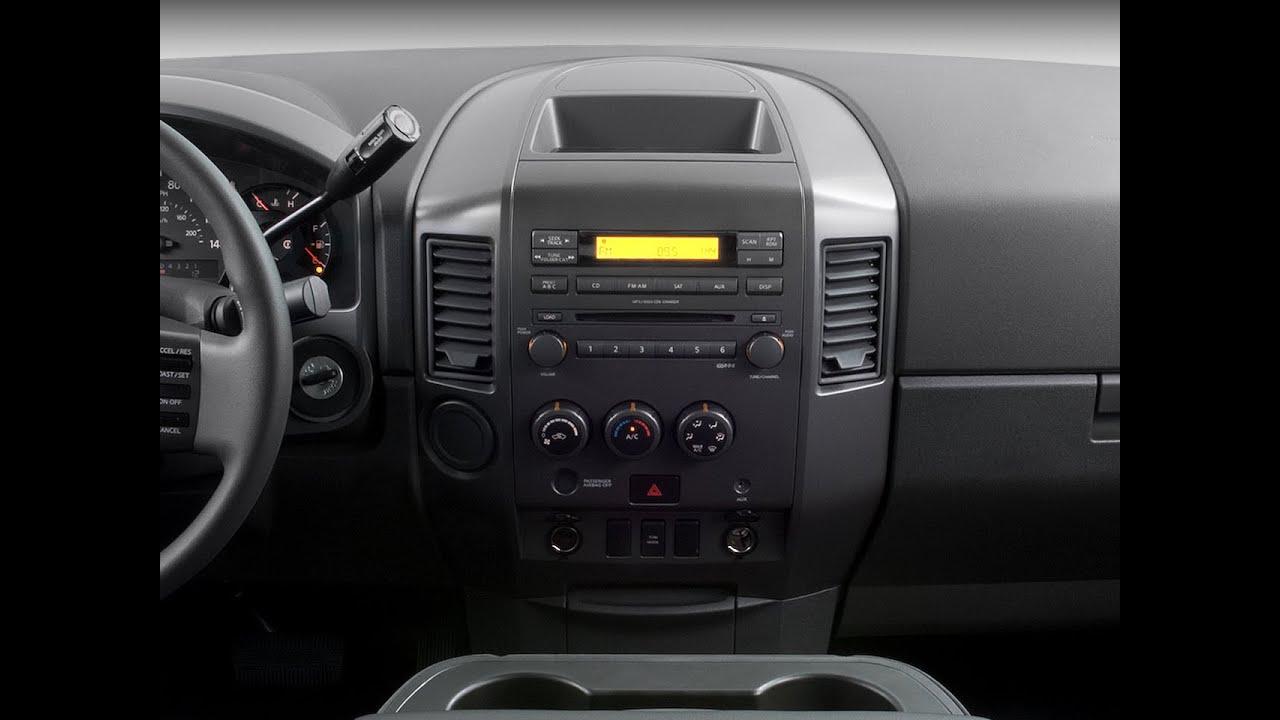 Desmontar Estereo How To Remove Radio Nissan Armada Titan