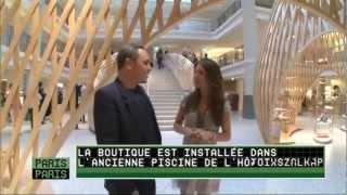 Juliette Longuet - NY NY / Paris Paris - Hermes - Paris