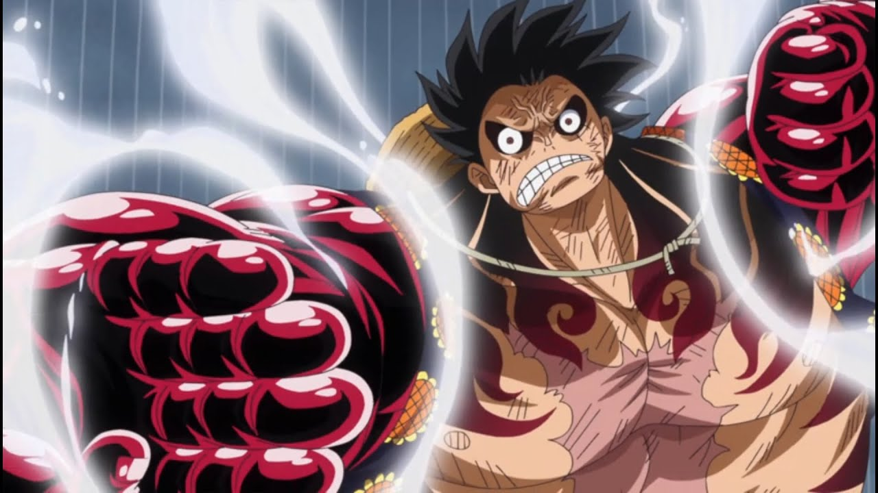 Gear fourth wallpapers wallpaper cave. GEAR 4 - LUFFY! ONE PIECE 726 - EPICO! KONG GUN - YouTube