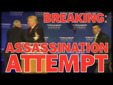 """BREAKING: """"TRUMP ASSASSINATION"""" THWARTED BY SECRET SERVICE IN RENO"""