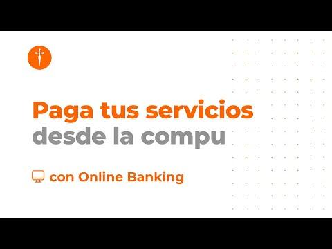 #Tutoriales Cómo hacer todos tus pagos por Online Banking #YoMeQuedoEnCasa #CómoPagarServicios