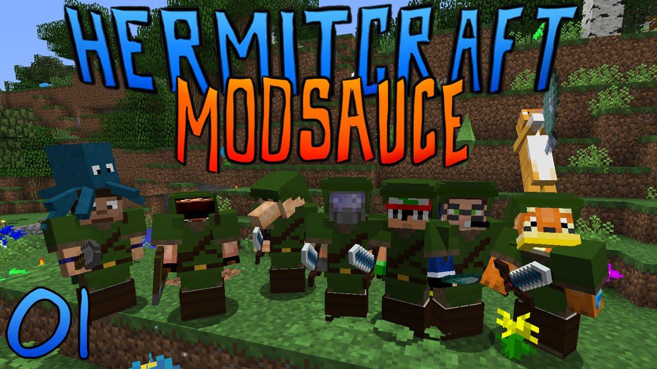 Hermitcraft Modsauce
