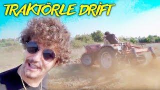 Tarla_Sürmek_Hiç_Bu_Kadar_Eğlenceli_Olmamıştı_ _Traktörle_Drift!