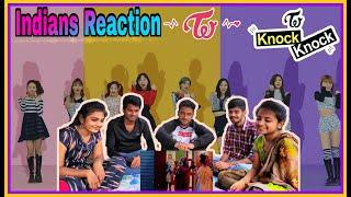 INDIANS Reaction to TWICE (트와이스) - KNOCK KNOCK M/V | WTF Rea…