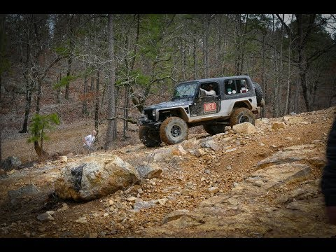 All Over Hot Springs Off Road Park-MEO Adventure 2018