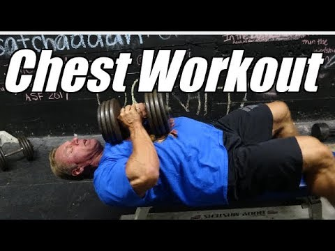 Killer Chest Workout for Mass at any skill level