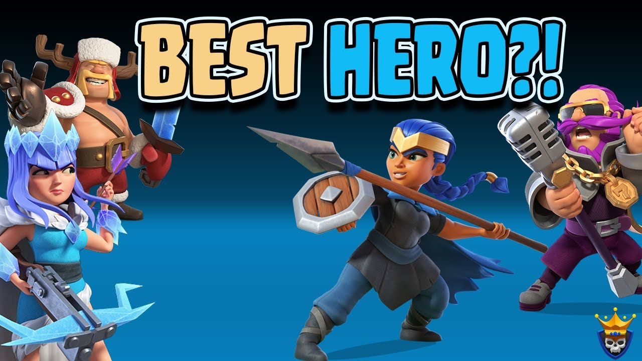 Royal Champion the BEST?! - Hero vs Hero Battle! - YEWI Attack Strategy - TH13 Clash of Clans Update