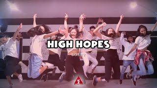 Panic! At THE Disco - High Hopes | Choreography by Bobby |