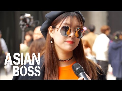 How To Look Fly AF In Korea (ft. Seoul Fashion Week) | ASIAN BOSS