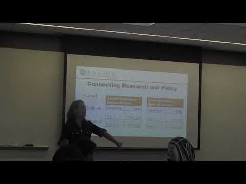 Connecting Research and Policy to Reduce Inequality