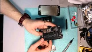 Apple iPhone 5 быстро разряжается при минусовой температуре замена АКБ(, 2016-02-04T09:21:47.000Z)