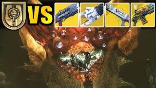 Destiny 2: EVERY Exotic Shotgun VS RIVEN! thumbnail