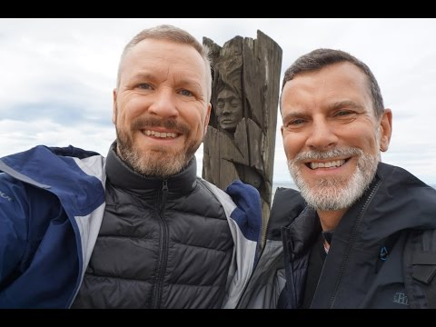 Off to Punta Arenas Patagonia / Chile Travel Vlog #80 / The