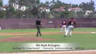 Matt Arlington