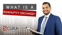 What is a Bankruptcy Discharge?