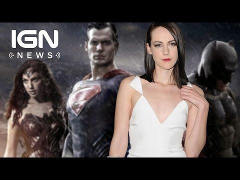 Batman v Superman: Jena Malone Cut From Movie - IGN News