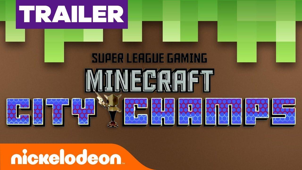 Nick Nickelodeon Minecraftcitychamps