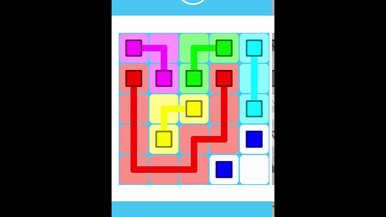 Connectit-Dot Game, Match Game Same Color Dot-Android App - YouTube