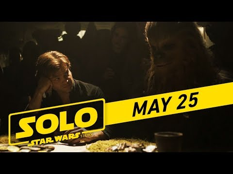 """Solo: A Star Wars Story """"Crew"""" TV Spot (:45)"""