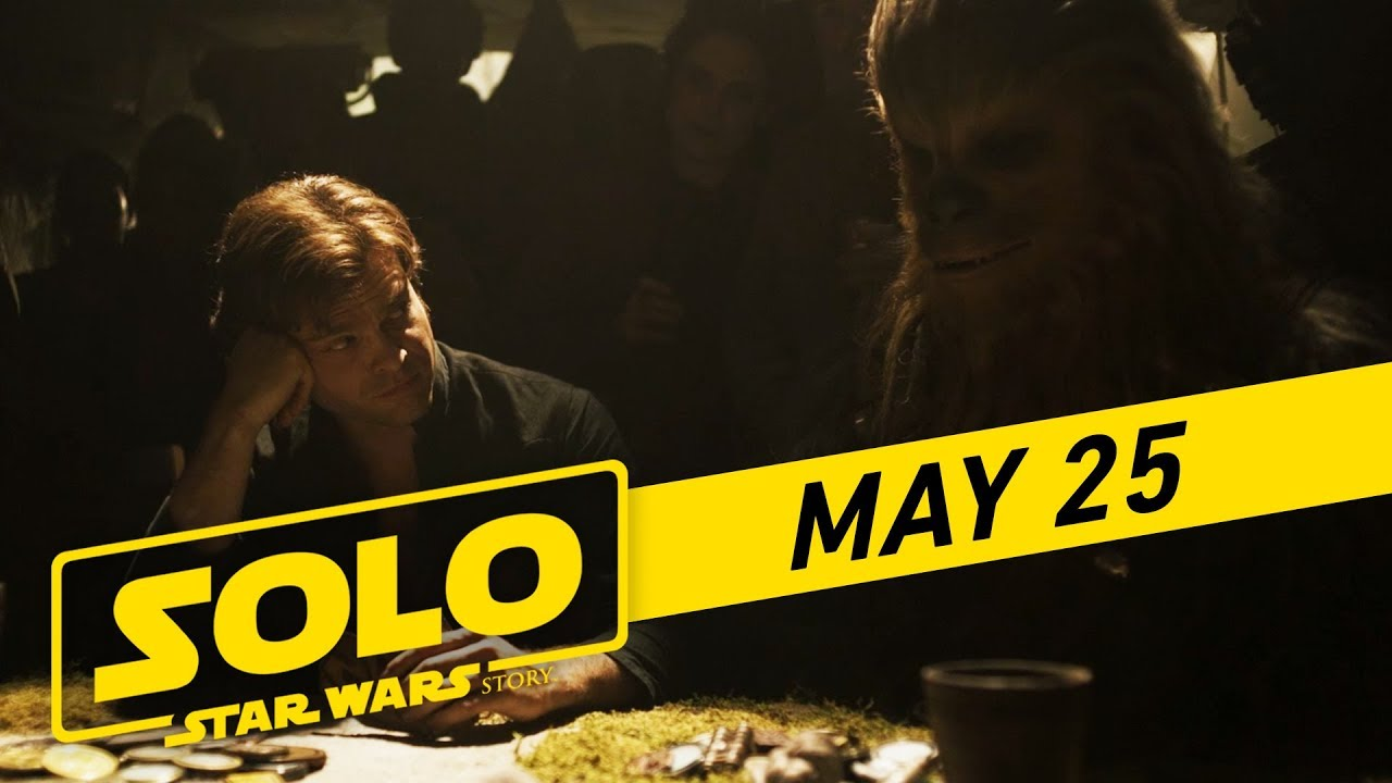 "Solo: A Star Wars Story ""Crew"" TV Spot (:45) #1"