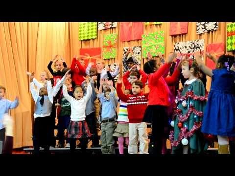 Mark Twain Elementary School Christmas Sing-along