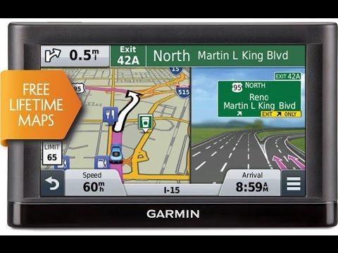 Как бесплатно обновить карты на навигаторе Garmin