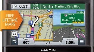 видео GPS навигатор Garmin, купить автонавигатор Гармин в Москве