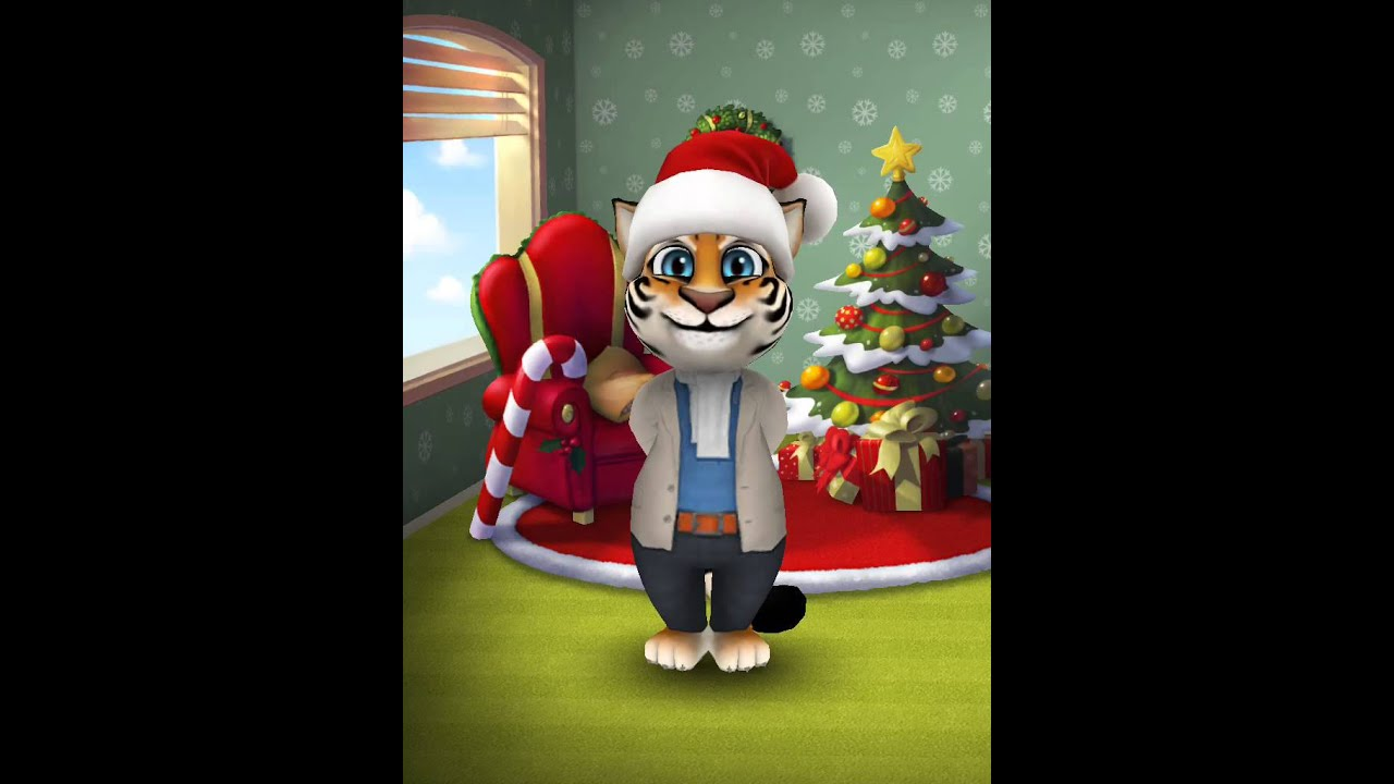 My Talking Tom] Where Are You? - YouTube