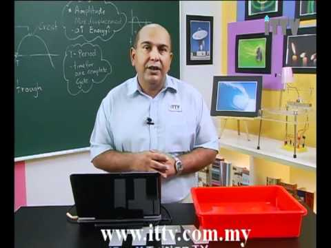 iTTV SPM Form 5 Physics Chapter 1 Wave (Introduction) - Tuition/Lesson/Exam/Tips