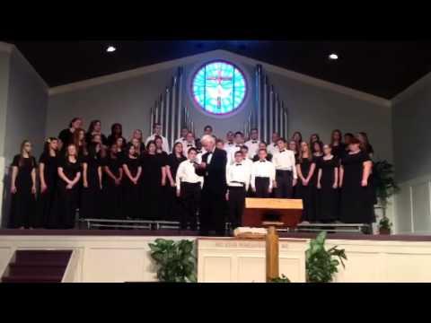 The Pilgrim Academy Choir