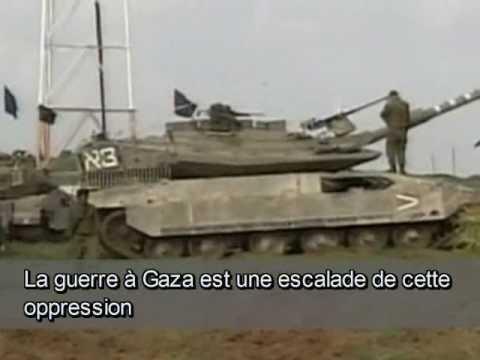 War On Gaza (French Version)